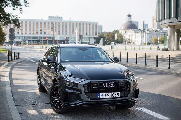 """Opinie Moto.pl: Audi Q8 - trzecia """"ósemka"""" w ofercie. Jeździliśmy najbardziej prestiżowym SUV-em Audi"""