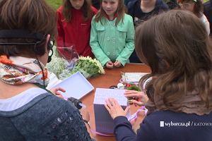 Tysiące ludzi bierze udział w święcie kwiatów w Parku Śląskim