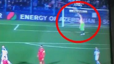 Rosjanin trafiony rac� w 20 sekundzie meczu! Wielki skandal w Czarnog�rze