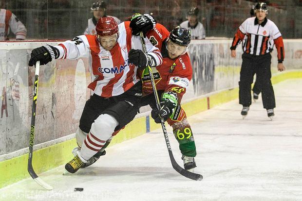 Hokej. Jastrz�bie nie da�o rady Cracovii [WYNIKI]