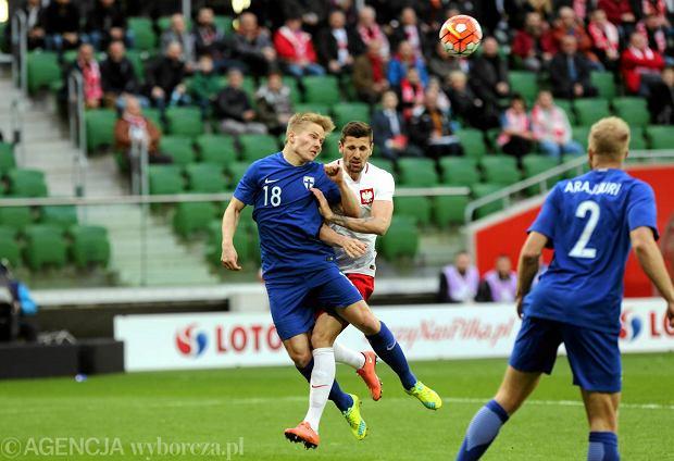 Zdjęcie numer 4 w galerii - Euro 2016. Paweł Wszołek złamał rękę. Dramat kadrowicza