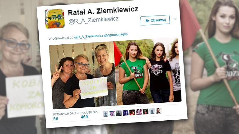 To nie pierwszy raz, Rafał Ziemkiewicz został skrytykowany za swoje podejście do kobiet