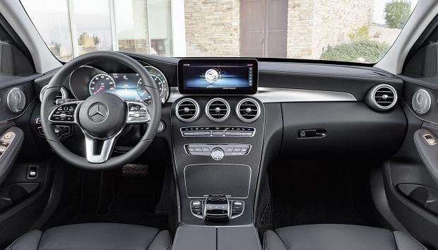 Nowy Mercedes Klasy C (2018)