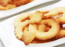 Kruche ciasteczka - ugotuj