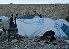 Na greckie wyspy wraca kryzys. Migranci koczują w namiotach mimo zbliżającej się zimy, walczą z podtopieniami, szczurami, są narażeni na przemoc