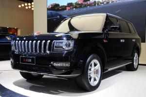 Salon Szanghaj 2015 | Hongqi LS5 | Chi�ski Range Rover