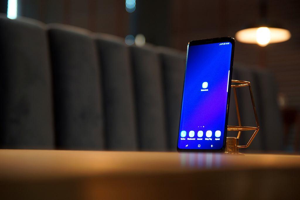 Obecny flagowiec Samsunga - Galaxy S9 Plus