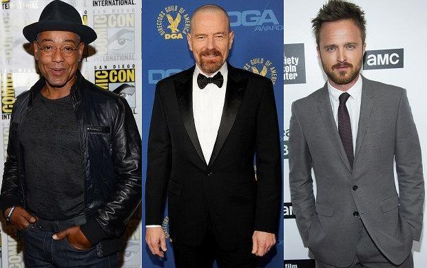 """Kto z nich dorastał na fermie drobiu, a kto ma piękną żonę. Aktorzy """"Breaking Bad"""" prywatnie!"""