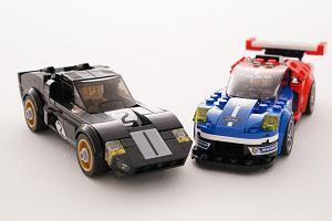 Lego i Ford | Wyścigowe klocki