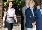 Kate Middleton nosi takie same buty, jak kiedyś Księżna Diana. Ten model łączy pokolenia