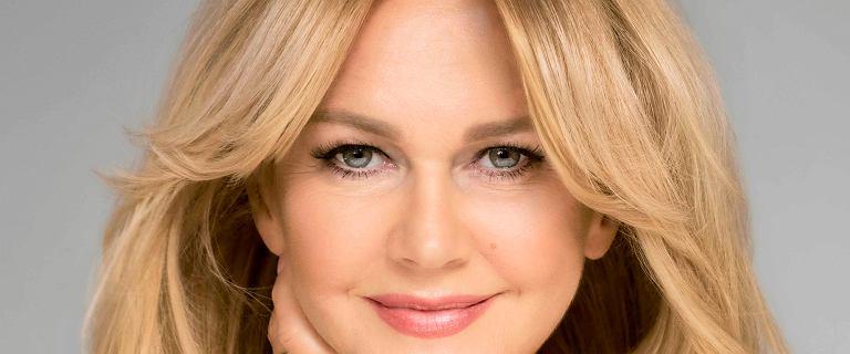 Grażyna Torbicka została twarzą flagowych kosmetyków do makijażu L'Oreal Paris