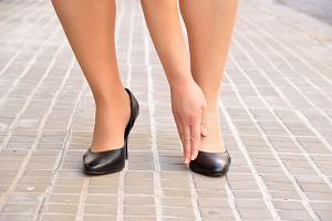 Haluksy. Ćwiczenia, które wzmocnią stopy