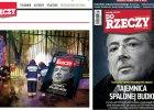 """""""Do Rzeczy"""": Sienkiewicz zlecił spalenie budki pod rosyjską ambasadą? Szef MSW: Absurd!"""