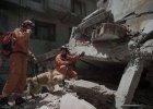 Polscy ratownicy: Sceny z Nepalu b�d� nam si� d�ugo �ni�