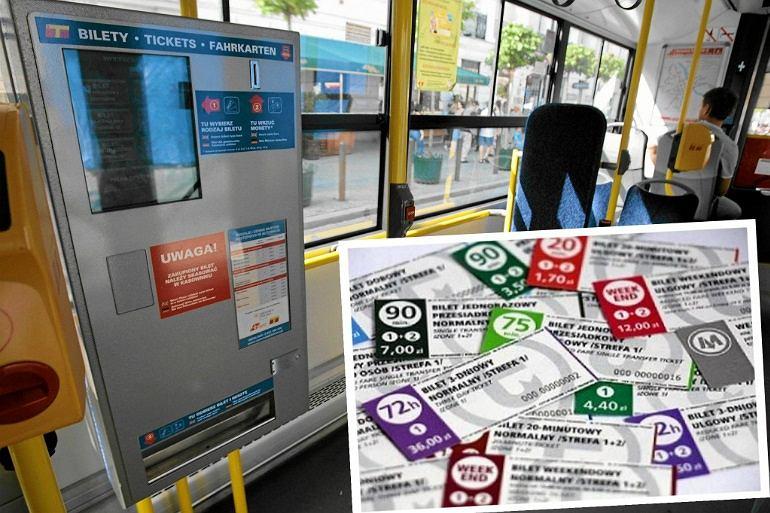 Nowe wzory biletów w komunikacji miejskiej w Warszawie
