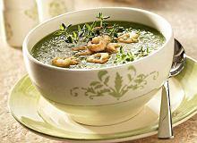 Zupa z sałaty z krewetkami - ugotuj