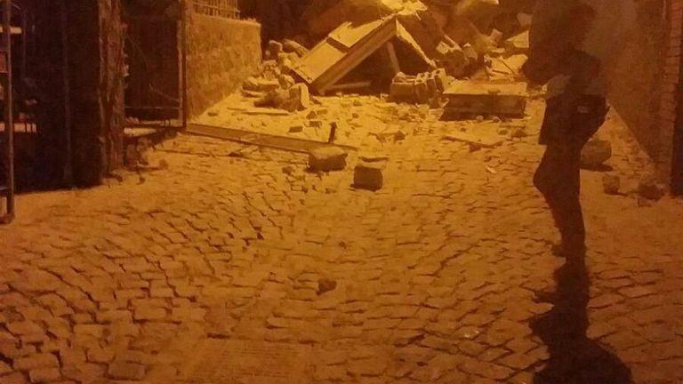 Włochy. Trzęsienie ziemi na wyspie Ischia