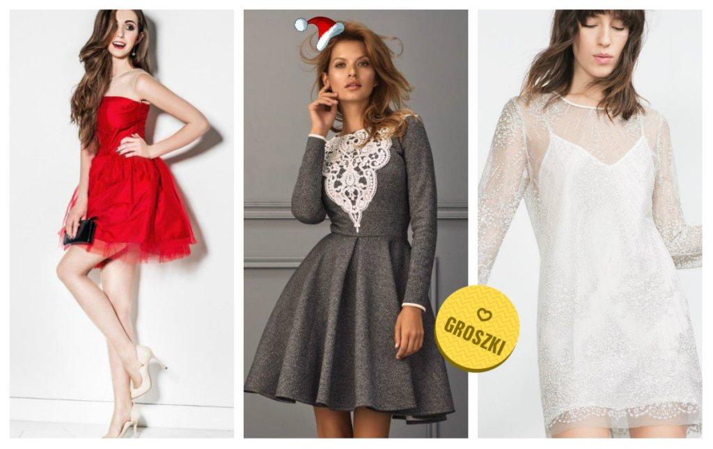 684348cc0077 Co założyć na święta - przegląd najciekawszych sukienek