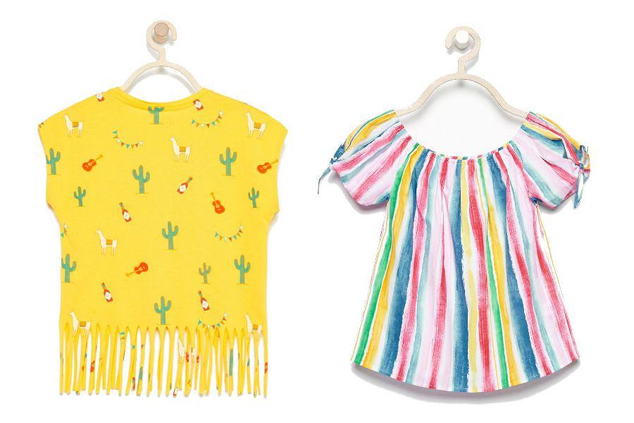 Oryginalne ubrania dla dziewczynek