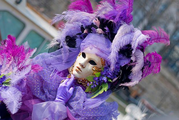 Wenecja karnawał / Flickr.com / Willy_G91