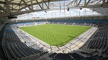 W Lublinie powstaje stadion na 15,5 tys. miejsc
