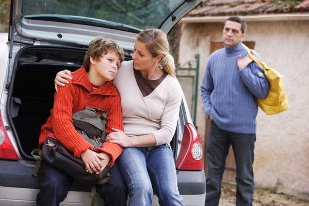 Czy rozw�d rodzic�w mo�e mie� wp�yw na doros�e �ycie dziecka?
