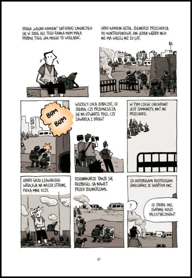 Wybitny komiks: Ziemia �wi�ta i narysowana