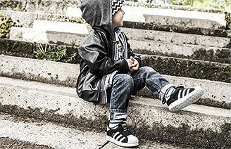 Ubrania sportowe dla dzieci: Nike, Adidas, Lacoste