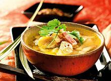 Chińska zupa z białą rzodkwią i mięsem - ugotuj