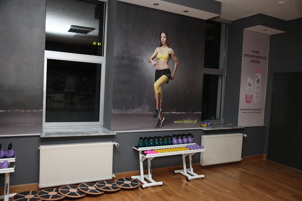 Ewa Chodakowska, Studio Be active.