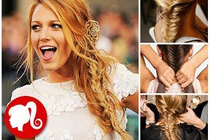 Fryzura na lato: boho side braid, czyli k�osek - jak go prawid�owo wykona� i jak nosi�?