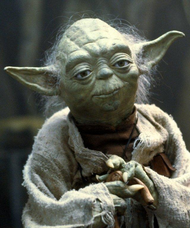 Yoda / mat. pras.