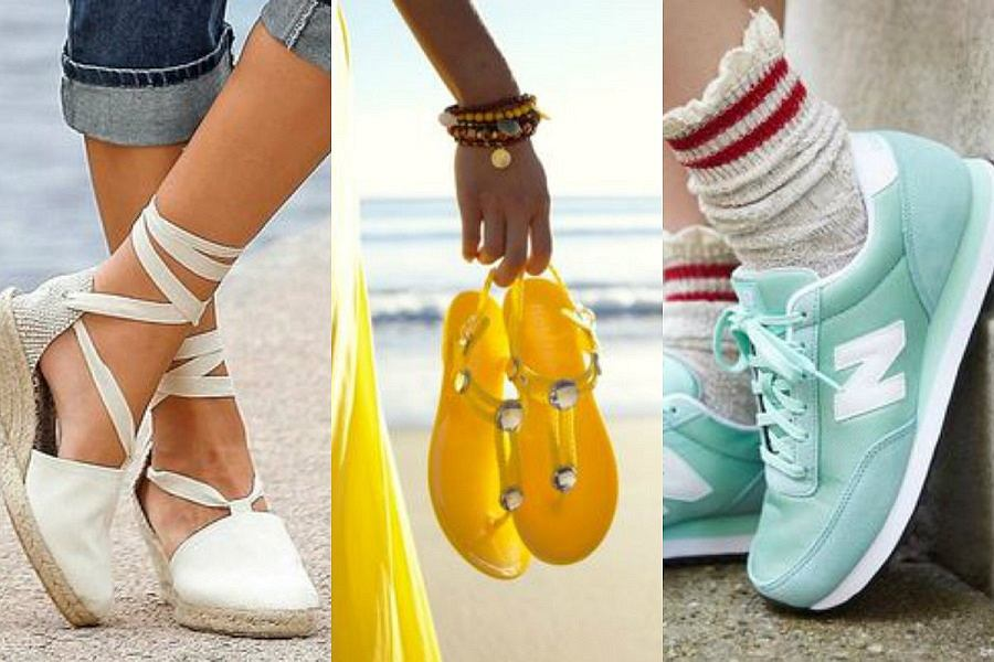 89cc2c9d59a42 Pięć modeli modnych butów na lato - sprawdź na jakie obuwie postawić