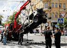 Przemoc, korupcja i chaos w Kijowie