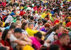 �wiatowe Dni M�odzie�y. 200 tys. ludzi na mszy inauguracyjnej w Krakowie