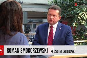 """Przez ostatnie 16 miesięcy rząd PiS ignorował Polki i Polaków - prezydent Legionowa parafrazuje """"Ucho prezesa"""""""