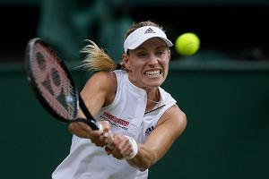 Wimbledon. Angelique Kerber królową londyńskich kortów. Serena Williams bez szans w finale
