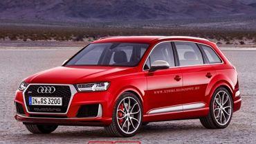 Audi RS Q7 - wizja stylistyczna