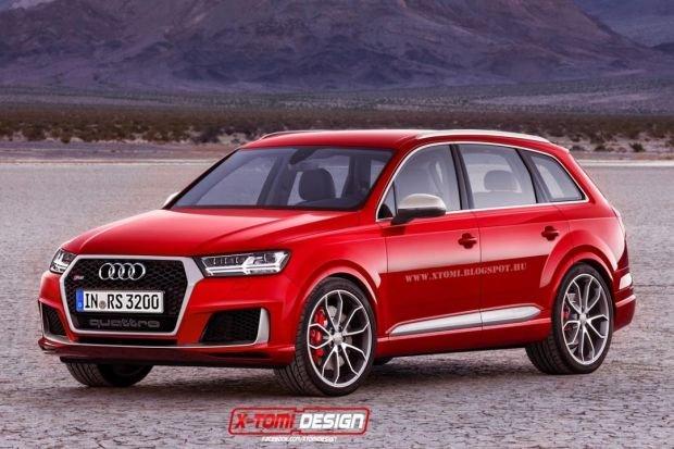 Audi rozwa�a zbudowanie RS Q7 | Super SUV