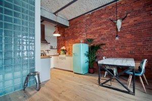 Mieszkania w nowojorskim stylu. 8 aranżacji wnętrz inspirowanych Manhattanem