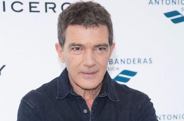 Antonio Banderas zawsze był uważany za klasycznego przystojniaka. Fanki jego urody mogą być rozczarowane nowymi zdjęciami aktora.