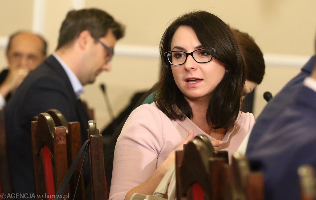 Sejm, Komisja Sprawiedliwości - poprawki prezydenckie