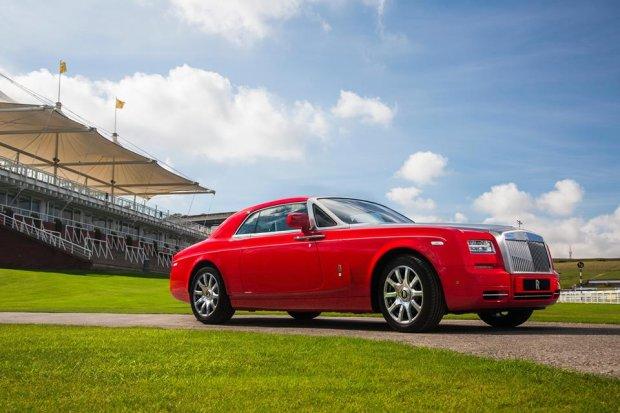 Rolls-Royce Wraith i Phantom Coupe Al-Adiyat | Brytyjczycy się rozkręcają