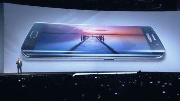 Najwi�ksza premiera Samsunga - poznali�my Galaxy S6, a tak�e Galaxy S6 Edge (z zakrzywionym ekranem)