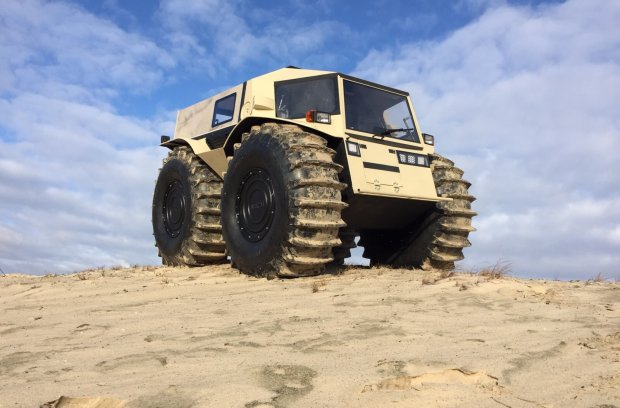 Szerp ATV | Rosyjski wsz�do�az