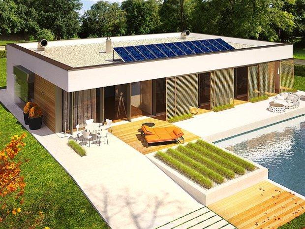 Modernizm w domach jednorodzinnych!
