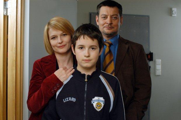 Dominika Ostałowska, Mariusz Sabiniewicz i Franciszek Przybylski