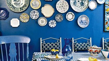 Z DAWNYCH LAT. Najcenniejsza historyczna porcelana (Miśnia, Royal Copenhagen, Furstenberg) była malowana na kobaltowo.