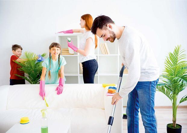 Urządzenia i akcesoria do sprzątania - przepis na czyste mieszkanie