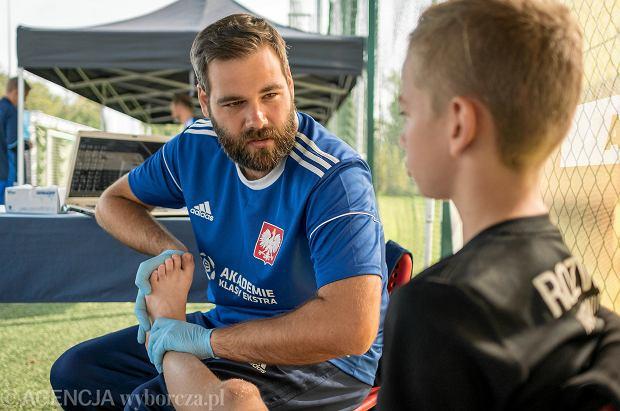 Już u małych piłkarzy trzeba dbać o stopy . Ich stan może mieć wpływ nie  tylko bdd9d916972